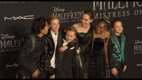 angelina jolie, Michelle Pfeiffer, angelina jolie's kids, bebe rexha, elle fanning, lifeminute.tv