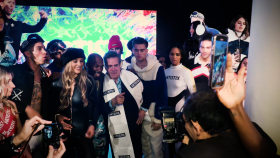 Vintage Skiwear Takes the Stage at Artistix Fall Winter 2020 at NYFW