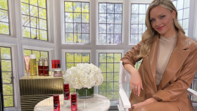 Camille Kostek Talks Beauty Swimsuit Line and Becoming New Mom to a Puppy