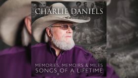 Charlie Daniels Releases New Album and Memoir Never Look At The Empty Seats