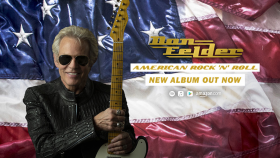 Rock and Roll Hall of Fame Guitarist Don Fingers Felder Releases New Album