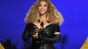 Grammys Big Moments Beyonc Taylor Swift Megan Thee Stallion and More
