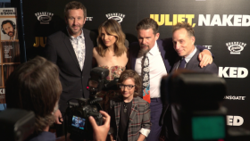Juliet Naked NYC Premiere