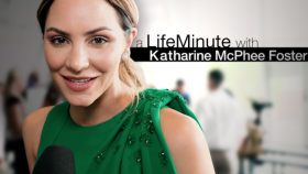 Katharine McPhee Foster, David Foster, Andrea Bocelli, Lifeminute, lifeminute.tv