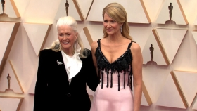 Oscars, Oscars2020, Laura Dern, Winner, Best Supporting Actress, lifeminute, lifeminute.tv