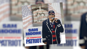 Legendary Soul Man Sam Moore Releases New Album An American Patriot