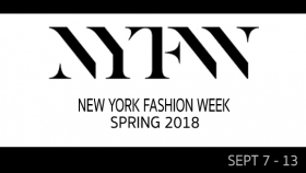 New York Fashion Week Spring 2018