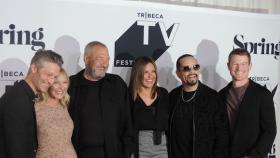 Law Order SVU Cast Celebrate Twenty Seasons at Tribeca TV Festival
